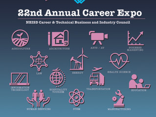 NEISD Career Expo:  April 28, 2020
