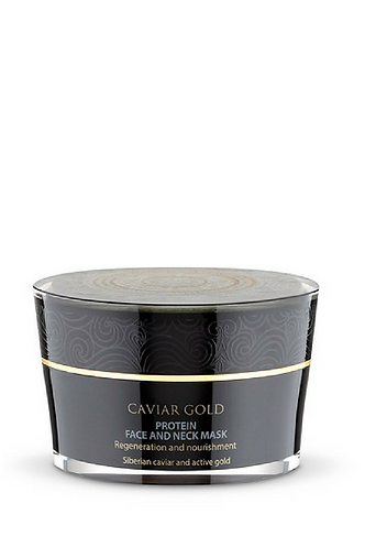 Caviar Gold - Protein Face and Neck Mask