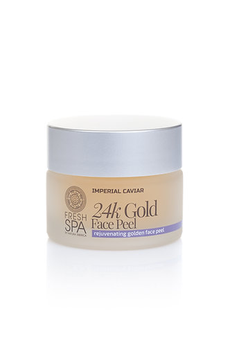 Fresh Spa Imperial Caviar - Rejuvenating Golden Face Peel 24K Gold