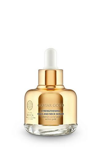 Caviar Gold - Strengthening Face and Neck Serum