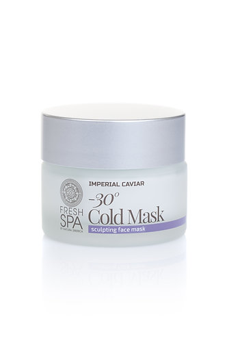 Fresh Spa Imperial Caviar - Sculpting Face Mask -30 Cold Mask
