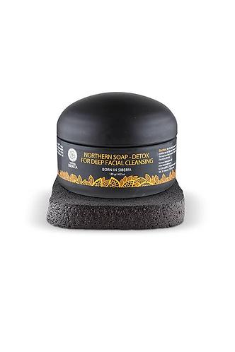 Northern Soap-Detox  الصابون الشمالي - التخلص من السموم التطهير العميق للوجه