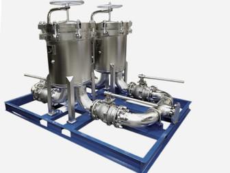 Case Study #3023 Wastewater Skid