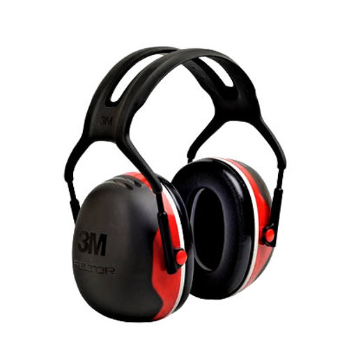 3M Peltor Over-the-Head Earmuffs (X3A)