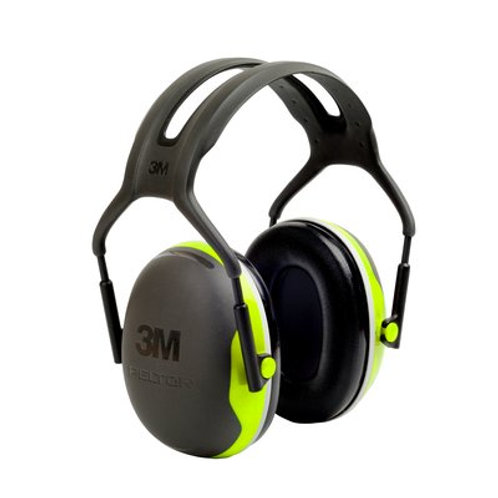 3M Peltor Over-the-Head Earmuffs (X4A)