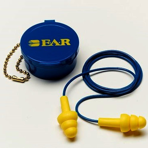 3M E-A-R UltraFit Earplugs Corded Carrying Case (340-4002)