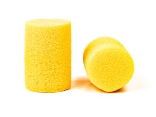 3M E-A-R Classic Earplugs Uncorded Pillow Pack (310-1001)