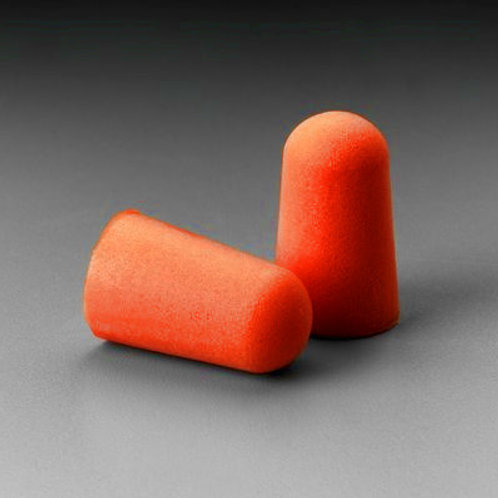 3M Foam Earplugs Uncorded (1100)