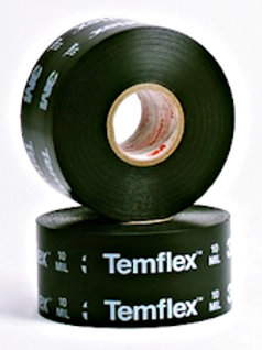3M Temflex Corrosion Protection Tape Printed (10 mil) 2 x 100ft