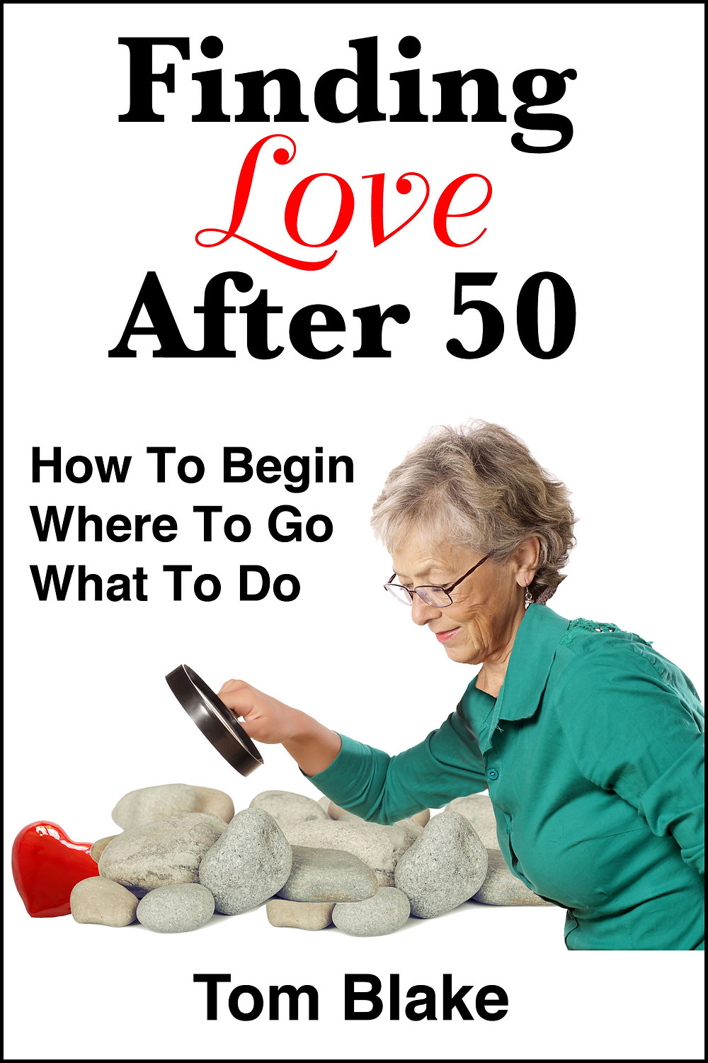Finding Love After 50 spyglass cover