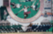 mural walk Invergordon