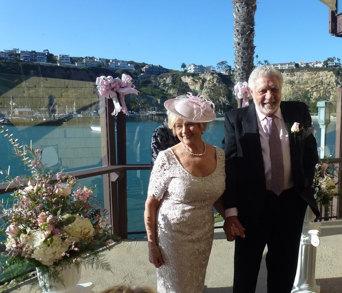 An Amazing Senior Wedding