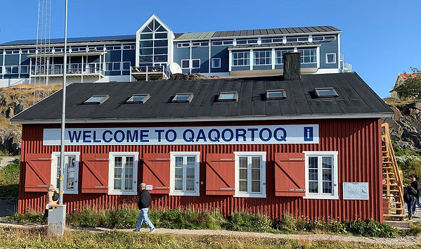 welcome to qaqortoq