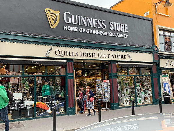 Killarney Guinness Store