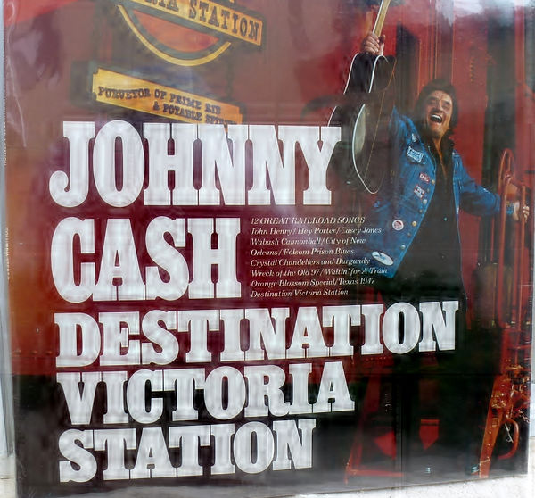 The album, Destination Victoria Station