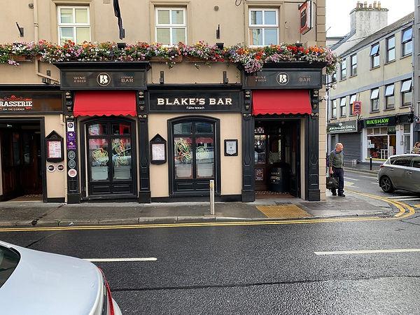 Blake's Bar Galway Ireland