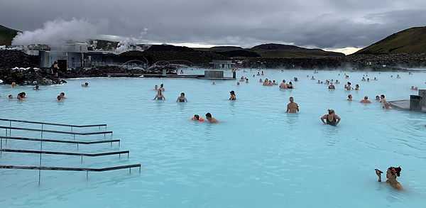 The Blue Lagoon in Reykjavik