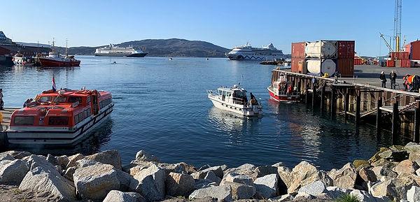 View from Qaqortoq