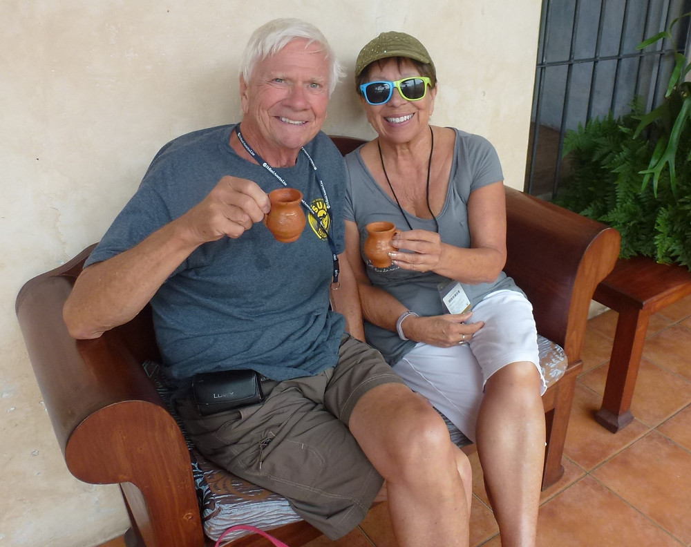 Antigua coffee tom and greta at jade stop