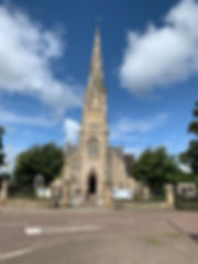 Invergordon local church