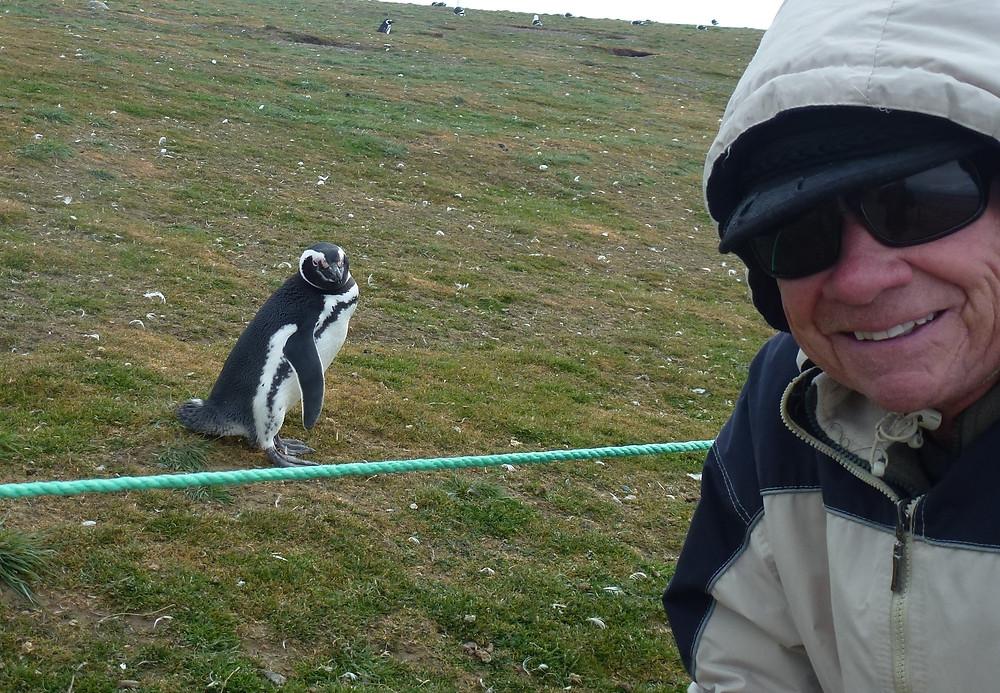 Penguin Glenn Miller and Tom