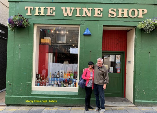 The Wine Shop in Lerwick
