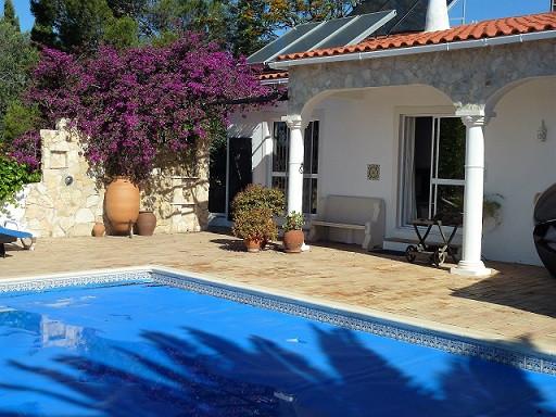 Portugal - The Algarve Region - 120 miles of beaches