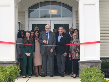 CIS Celebrates The Place at Plainsboro with a Ribbon-Cutting Ceremony
