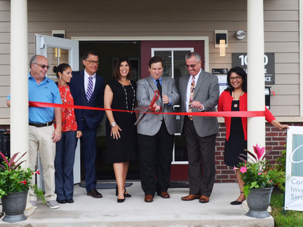 CIS Celebrates the Grand Opening of North Brunswick Crescent Apartments