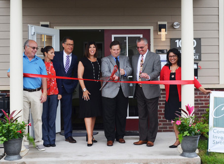 CIS Celebrates the Grand Opening of North Brunswick Crescent Apartments