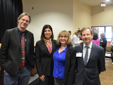 CEO Chris Foglio at NJ Spotlight's Affordable Housing Roundtable