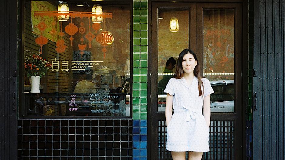 Postcard from SALTY : 002 JingJing Ice-cream Bar & Café