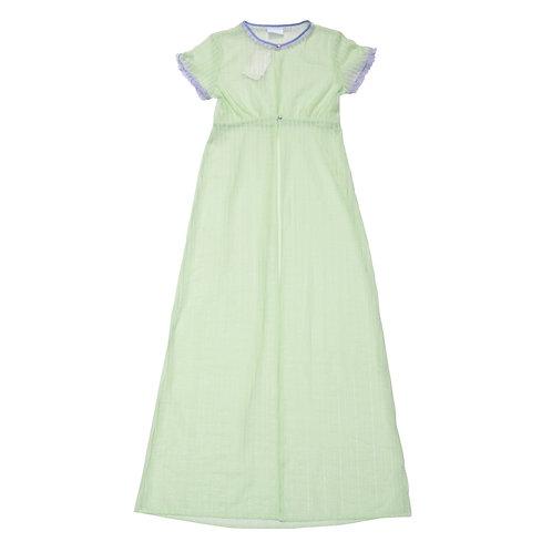Morning Glory Robe - Green