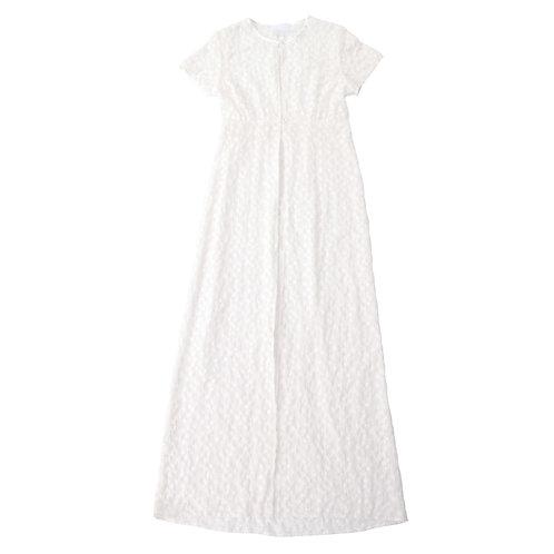 Morning Glory Robe - White