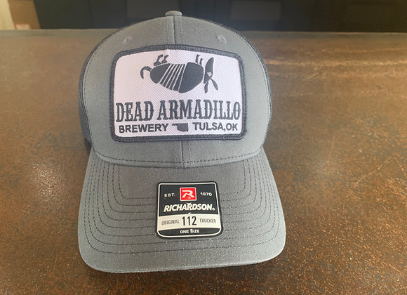 Dead Armadillo - Patch Hat