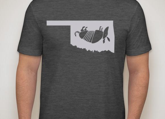 Oklahoma Armadillo Tshirts