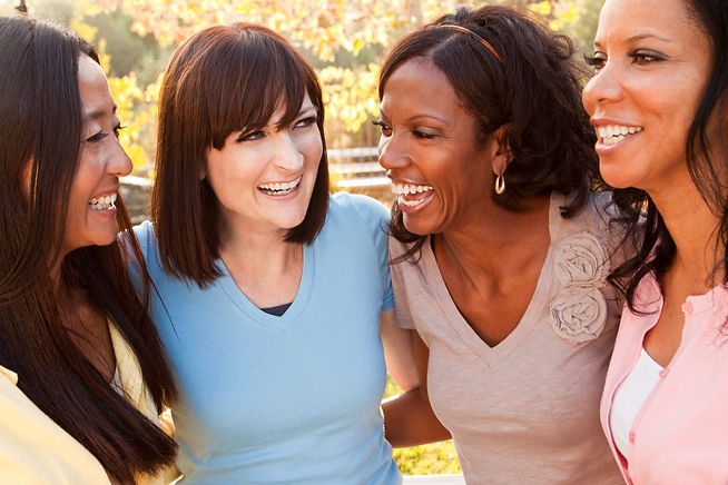 Girlfriends Friendship Happiness Community Diversity Concept.jpg