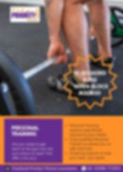 Personal Training Priority1 Fitness Laun