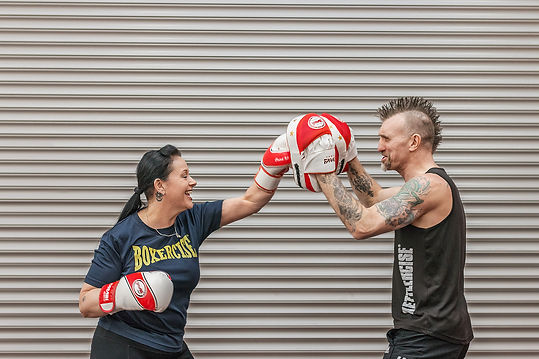 Boxercise fitness classes gym Launceston