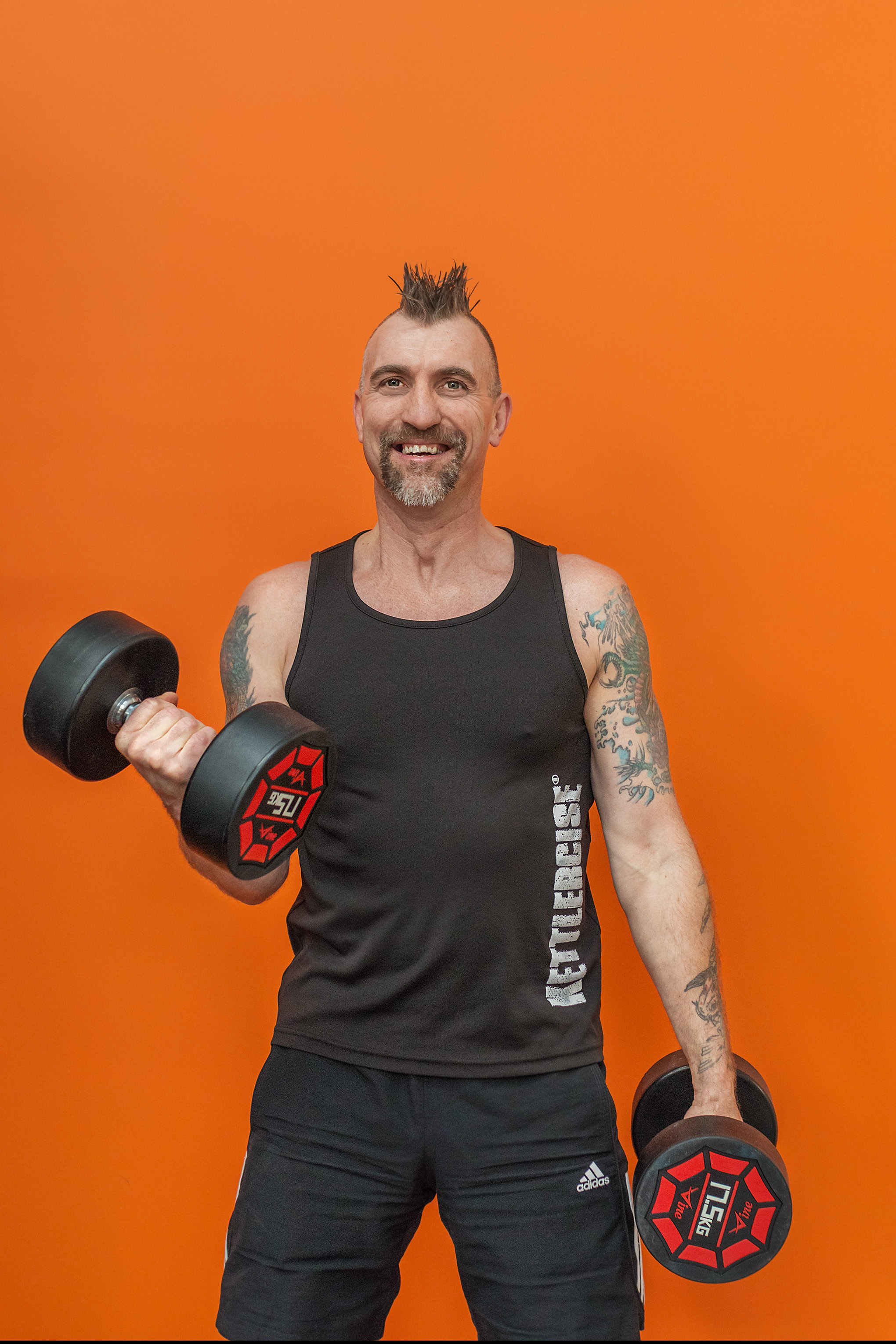 Personal trainer Launceston Cornwall