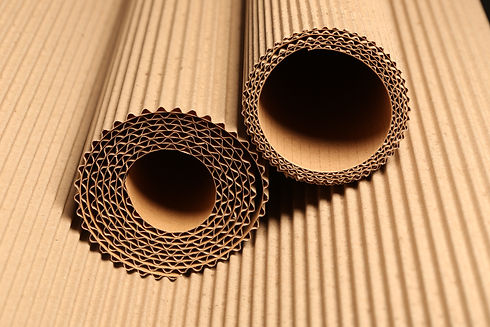 corrugated cardboard textures and produc