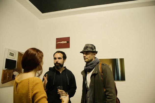 Una Casa Roja opening night