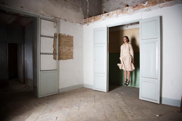 Self-portrait as a ghost