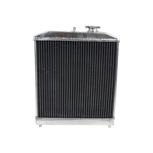 42mm Alloy Radiator Dual Core