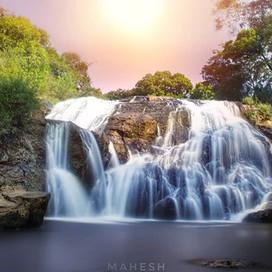 A hidden waterfall in Ooty