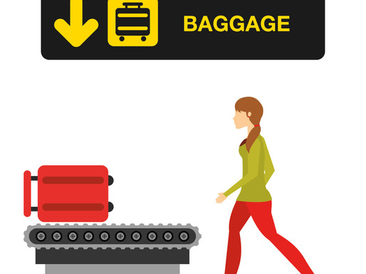 This is what happens to your luggage at the airport
