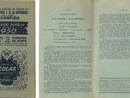 Horóscopo Diário para 1950