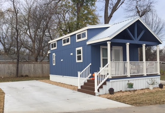 Affordable 55+ Tiny Homes!