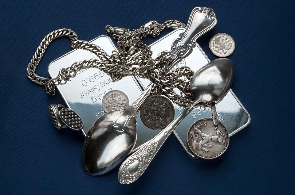 Silver Eagle Cash for Silver