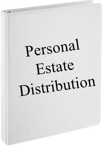 Distributing Your Estate